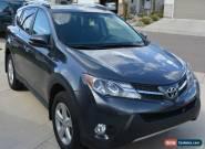 2013 Toyota RAV4 XLE for Sale