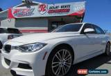 Classic 2015 BMW 3-Series for Sale