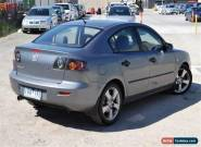 2004 mazda 3 sedan 5spd with 17inch sp23 alloy wheels as traded in sale for Sale