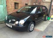2004 Volkswagen Polo 1.2 Twist 5dr for Sale