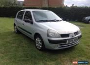Renault Clio authentique, 1.2 petrol for Sale