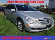 2007 Mercedes-Benz R-Class for Sale