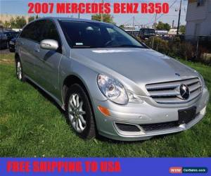 Classic 2007 Mercedes-Benz R-Class for Sale