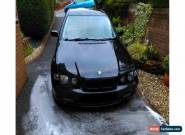 BMW 316 TI Compact Black 2002 SE for Sale