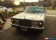 1972 Mercedes-Benz 200-Series Coupe for Sale