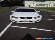 Holden Commodore 2012 VE Ute White for Sale