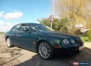 Jaguar S-Type V6 Sport DIESEL AUTOMATIC 2005/05 for Sale