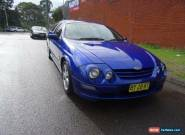 2001 Ford Falcon Auii XR8 Blue Automatic 4sp A Utility for Sale