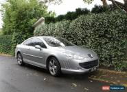 Peugeot 407 HDi (2006) 2D Coupe Automatic (2.7L - Diesel Turbo F/INJ) 4 Seats for Sale