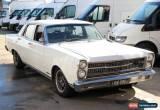 Classic 1972 Ford Fairlane ZD ZC V8 Automatic 4sp A Sedan for Sale