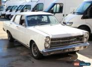1972 Ford Fairlane ZD ZC V8 Automatic 4sp A Sedan for Sale