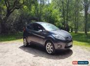 FORD FIESTA TITANIUM 1.6 TDCI Diesel 2010 for Sale