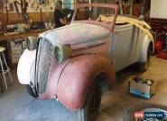 1937 Plymouth Convertible DeLuxe for Sale