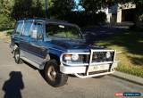 Classic PAJERO 4WD 1990 - 7 SEATER WAGON for Sale