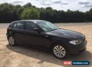 BMW 116 2.0TD 2009MY d ES for Sale