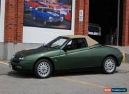 1996 Alfa Romeo Spider Spider Twin Spark for Sale