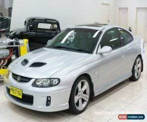 Classic 2005 Holden Monaro VZ CV8-Z Silver Manual 6sp M Coupe for Sale