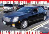 Classic 2007 Cadillac CTS for Sale