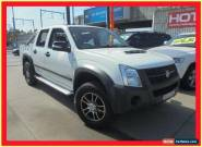 2008 Holden Rodeo RA MY08 LX 60th Anniversary White Automatic 4sp A Utility for Sale
