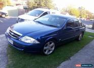 Ford Fairmont Ghia (1999 4D Sedan Automatic (4.9L - Carb) Seats for Sale