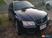 HOLDEN VZ ACCLAIM 2004 AUTO WITH XFORCE EXHAUST AND ALLOY MAGS NO RESERVE for Sale