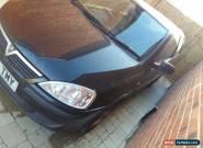 2004 VAUXHALL CORSA ENERGY 16V BLACK for Sale