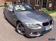 2011 BMW 320D M SPORT AUTO 181 GREY for Sale