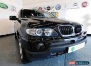 BMW X5 3.0 D SPORT 2006 Diesel Automatic in Black for Sale