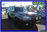 Classic 2007 Mazda BT-50 B3000 SDX (4x4) Grey Automatic 5sp A Dual Cab Pick-up for Sale