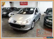 2006 Peugeot 307 MY06 Upgrade XSE 2.0 Silver Automatic 4sp A Hatchback for Sale
