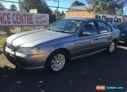 2006 Ford Falcon Grey Automatic 4sp A Sedan for Sale