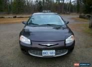 Chrysler: Sebring for Sale