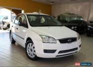 2005 Ford Focus CL LS White Automatic A Sedan for Sale