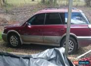 1999 Subaru Outback for Sale