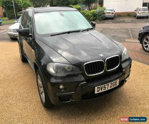 Classic 2007 BMW X5 3.0D M SPORT 5S AUTO BLACK  for Sale