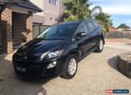 Mazda CX7 12/2011 for Sale