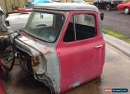 1955 Ford F100 cab Left hand drive project Hot Rod for Sale
