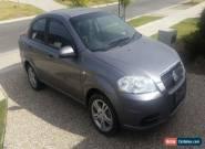 2011 Holden Barina TK MY11 Sedan for Sale