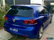 2011 Volkswagen Golf R DSG Hatchback for Sale