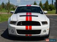 2012 Ford Mustang GT500 for Sale