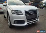 audi a4 avant wagon 2009 B8 series for Sale