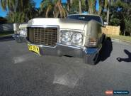 "CADILLAC COUPE DE VILLE 1970 ;20"" 150 SPOKE WHEELS KILLER STEREO  for Sale"