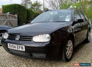 VOLKSWAGEN GOLF SPORT ESTATE 1.9 TDI TIPTRONIC 2004/54 for Sale