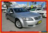 Classic 2008 Holden Commodore VE MY09 Omega Silver Automatic 4sp A Wagon for Sale