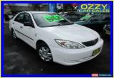 Classic 2002 Toyota Camry ACV36R Altise White Automatic 4sp A Sedan for Sale