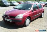 Classic Renault Clio 1.2 16v Expression + 5dr LOW INSURANCE for Sale