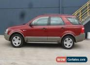 2005 Ford Territory TX AWD for Sale