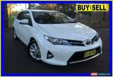 Classic 2013 Toyota Corolla ZRE182R Ascent Sport White Automatic 7sp A Hatchback for Sale