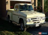 1970 Dodge Other Pickups D100 Stepside for Sale