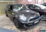 Classic 2012 Mini Cooper Clubman S Manual - only 46,000kms!!! for Sale